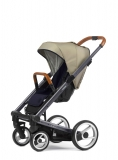 Mutsy IGO Urban Dark Grey / Mutsy IGO Urban Dark Grey LITE - Sand & Blue