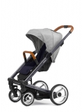 Mutsy IGO Pure Dark Grey / Mutsy IGO Pure Dark Grey LITE - Blue Sky