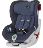 Autosedačka Britax Römer KING II ATS - Crown Blue