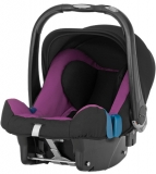 Autosedačka Römer BABY-SAFE plus SHR II 2013 - Cool Berry