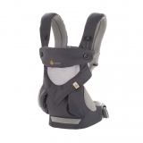 Nosič Ergobaby Four Position 360 Air - Carbon Grey