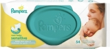 PAMPERS obrúsky NEWBORN SENSITIVE 54 ks